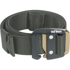 Tatonka Stretch Belt 38mm stone grey olive